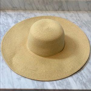 NWT J. Crew Factory straw hat